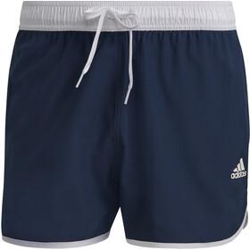 adidas Split CLX Shorts Men, crew navy/white